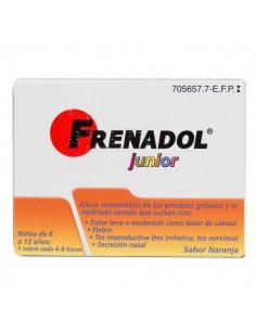 FRENADOL JUNIOR 10 SOBRES...